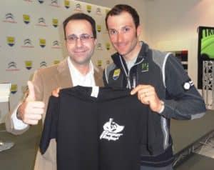 Ivan Basso è un Superpapà