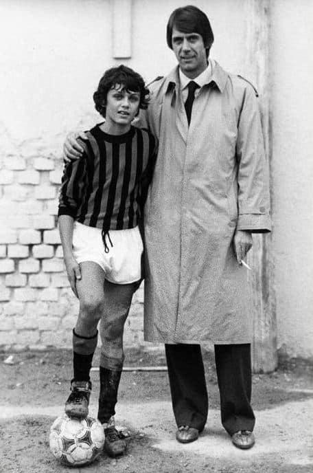 Paolo e Cesare Maldini
