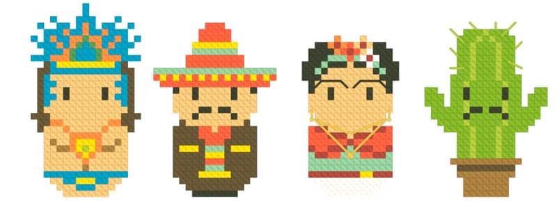 superpapa messicano