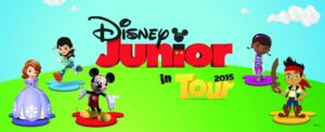 disney junior tour