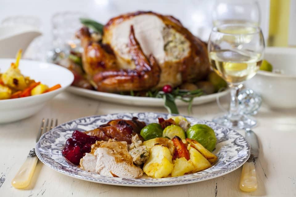 Pollo a tavola