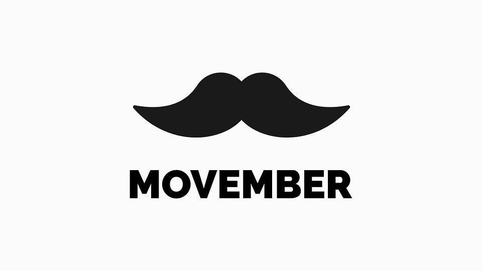 Movember, la rete si mobilita contro i tumori maschili