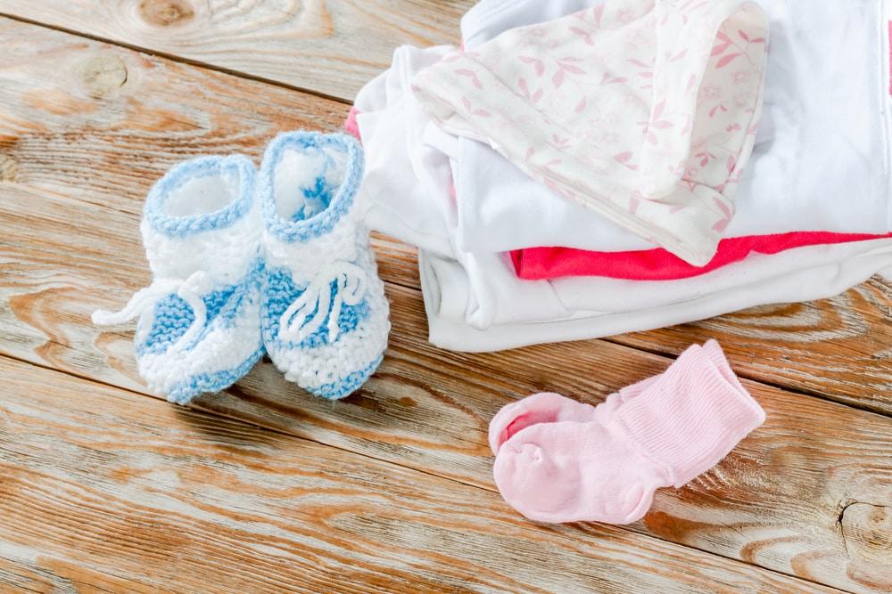 Il corredo del neonato: quali cose servono davvero?