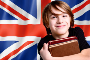 l'inglese per bambini