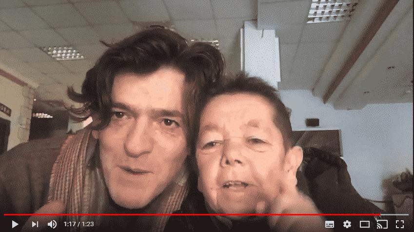 Ernesto Lama e Davide Marotta