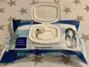 Salviette Biodegradabili Baby 80pz Pingo