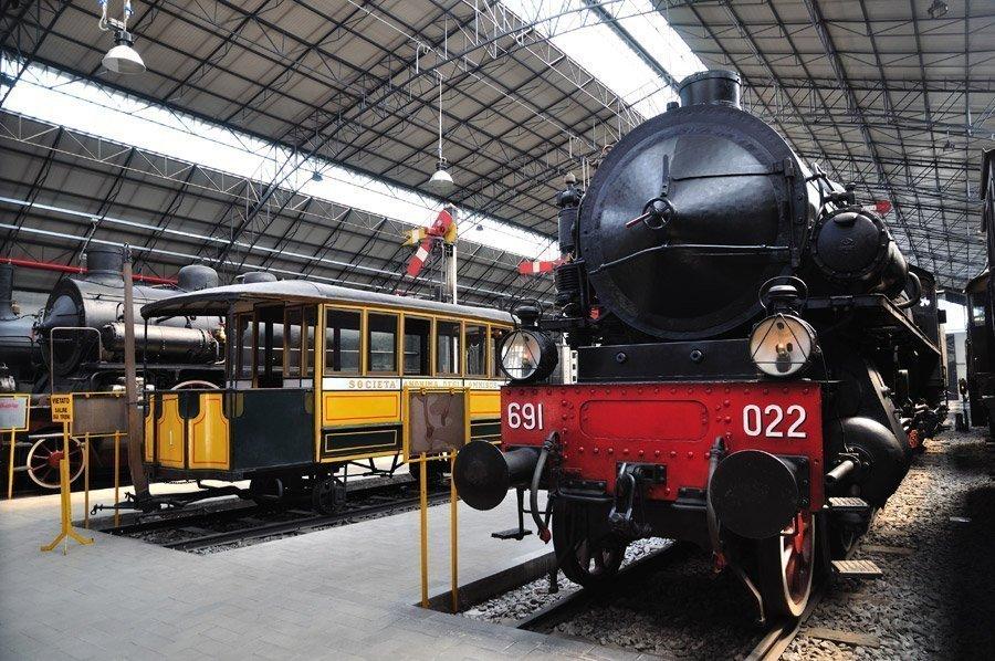 Museo-Treni