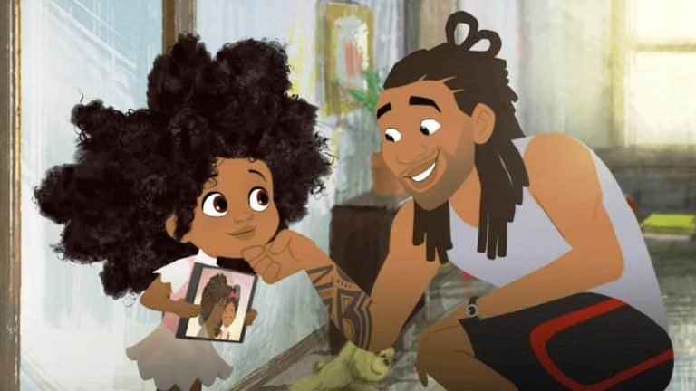 Hair Love, il cortometraggio da Oscar dedicato a tutti i papà