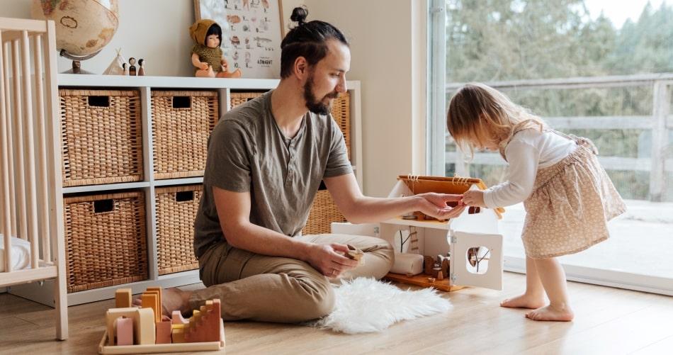 Ripartenza del 4 maggio e genitori: il ruolo dei padri.