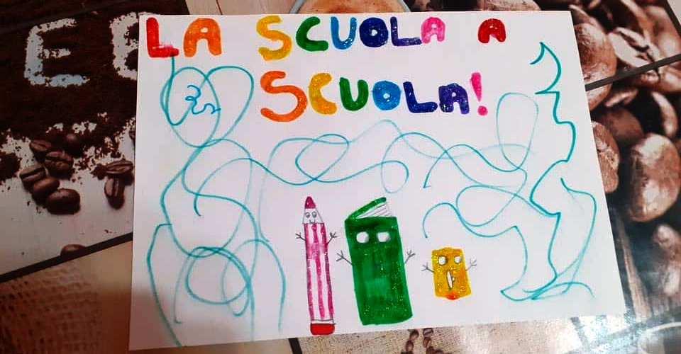 Riapriamo in sicurezza le scuole, nasce il Comitato #lascuolaascuola