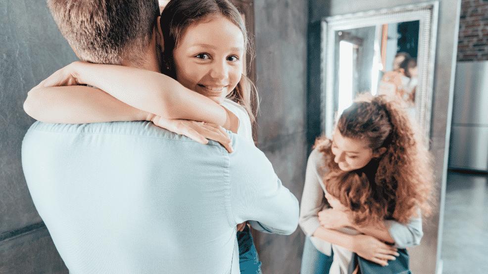 Genitori separati senza farne un dramma