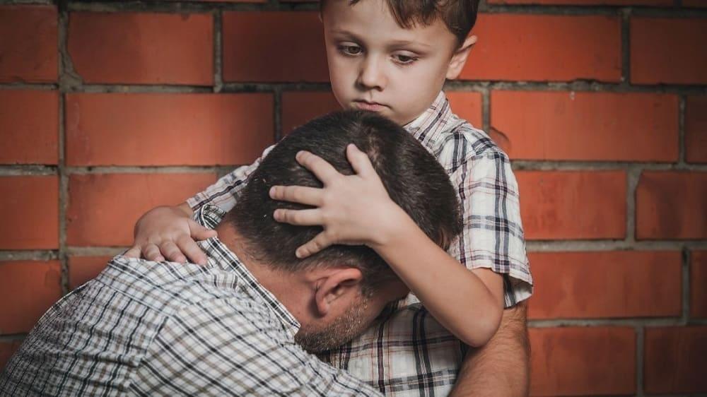 i papà hanno bisogno di sostegno