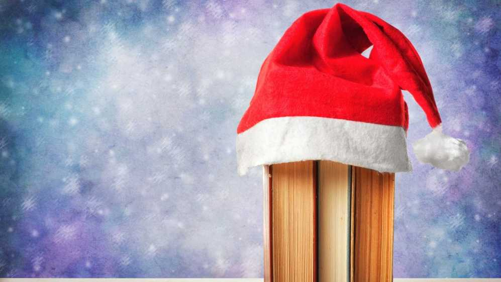 La nostra selezione di 5 libri da leggere o regalare a Natale