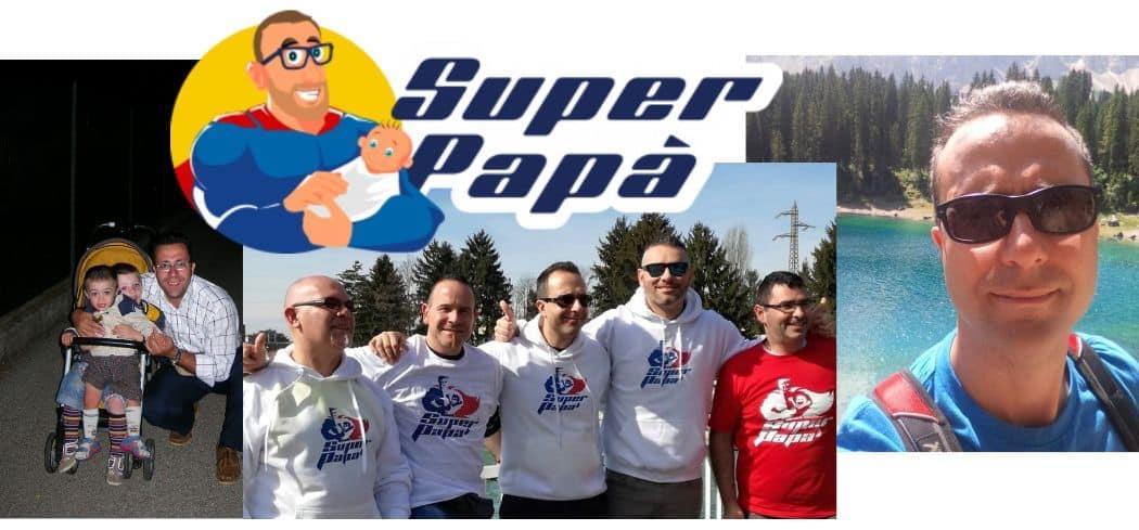 Papà blogger e fondatore di Superpapà, chi è Silvio Petta