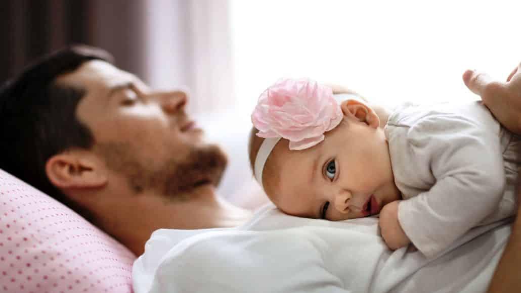 Congedo parentale: cari papà niente più scuse!