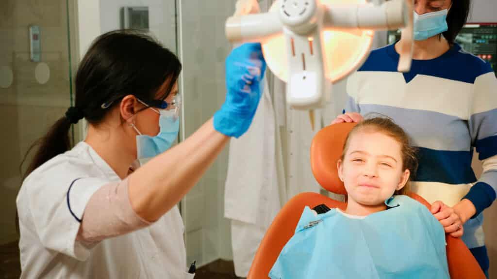 odontoiatra pediatrico