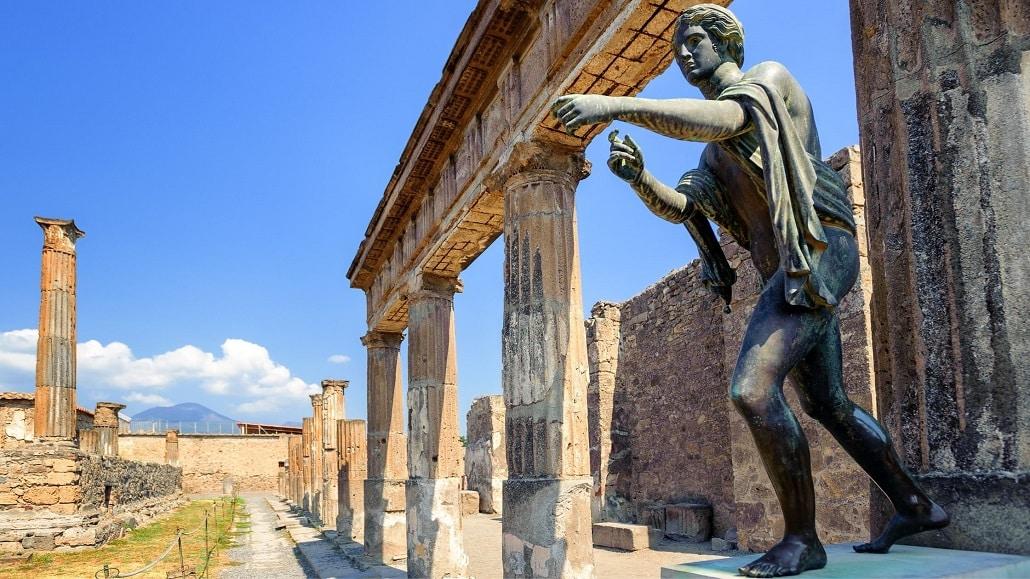 Visita a Pompei con i figli: cosa vedere e come organizzarsi