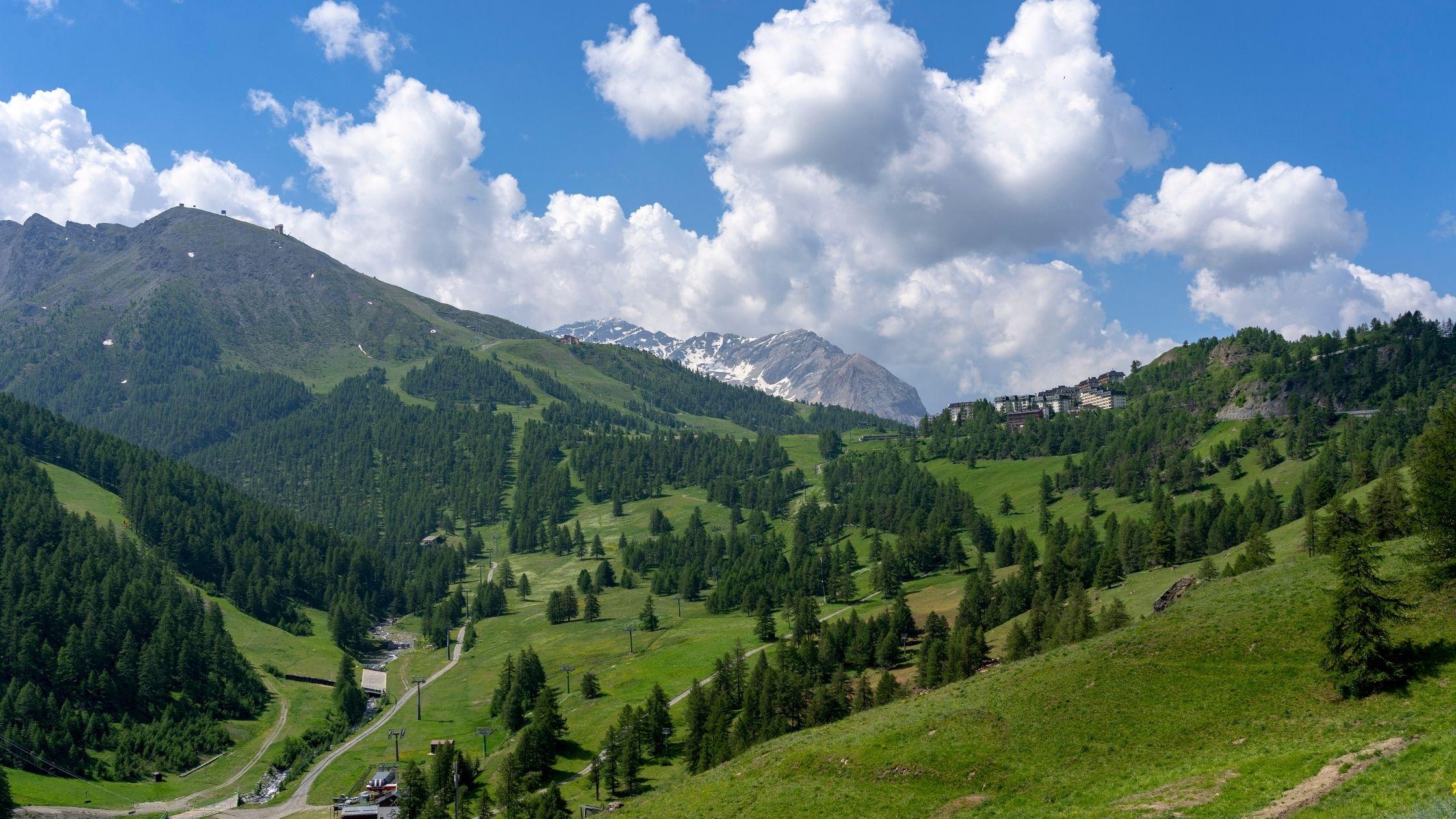 Vacanze in montagna con tutta la famiglia a Sestriere